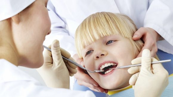 When should you start your child's dental checkup?